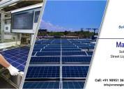 solar energy companies in Coimbatore