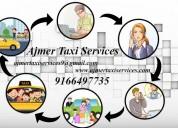 ajmer taxi cab , ajmer taxi booking ,