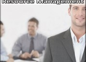 Pgd in human resource management