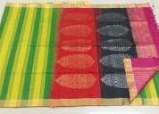 Ss fashion (designer cotton sarees,uniform sarees)