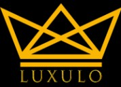 Luxulo – india's premium luxury shopping destinati
