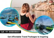 Tours and travels in varanasi