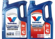 Valvoline premium blue:heavy duty engine oil