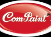 Com-paint – a brand that cares for your vehicle