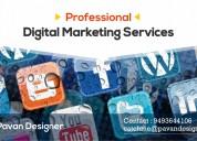 Freelancer web design services in hyderabad