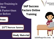 Sap successfactors online training | sap success f