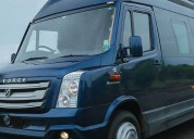 Tempo traveller hire rental jaipur