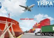 International air & sea transport in india