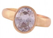 Buy online zircon gemstone ring