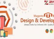 Magento website development services | zinavo