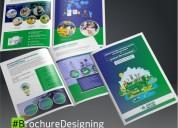 Creative brochure designs are guaranteed to take