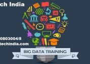 Best  bigdata hadoop certification course