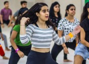 dance class in noida - game start