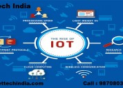 Get best iot training from expert of nettech india