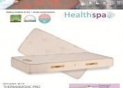Coirfit health spa rebonded foam mattress