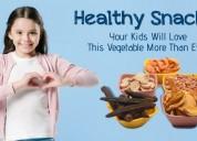 Okra chips vegetable chips