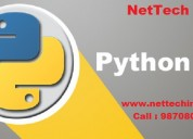 Python course from  world class training institute