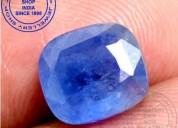 Online blue sapphire gemstone