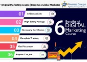 Join us digital marketing live project training no