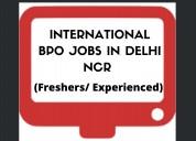 Bpo jobs in delhi