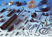 Electric switch springs, industrial springs