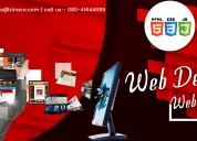 Affordable web design  and development company