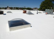 Waterproofing solutions for roof