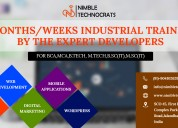 6 months industrial training jalandhar