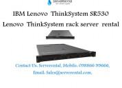 Ibm lenovo thinksystem sr530 system server rental