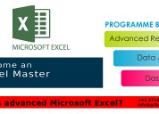 Advanced excel course in noida
