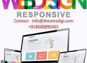 Professional web design company pune