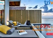 Up to 69% off maldives hotel stays