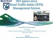 Iso 39001:2012 certification in mumbai