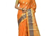Get latest collections of south silk sarees online