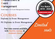 Mark1 institute -event management