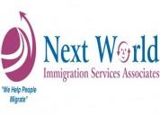 Study abroad consultant in delhi