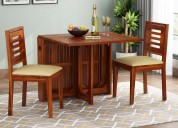 Choose amazing collection of 2 seater dining table