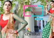 25% off banarasi silk sarees at ashika