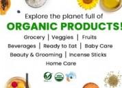 Certified organic store india|organic food online