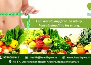 Healthywe.in weight loss and more @ bangalore
