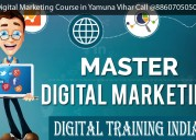 Digital marketing course in yamuna vihar