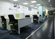 Fully furnished office space for rent in noida