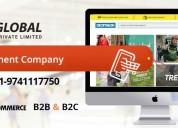 Best ecommerce web development company in india