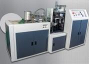 Bm ultra paper cup making machine-bharath machines