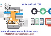Mobile app development company in noida - dws