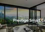 Prestige smart city project bangalore sarjapur