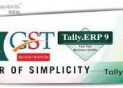 Find best gst institute at sla consultants noida