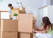 Easy way to pack and move goods
