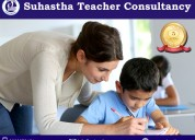 Suhastha teachers consultancy i hyderabad