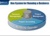 Ensure in-time project delivery with openair netsu